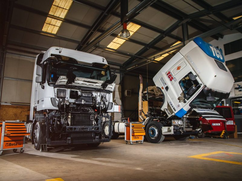 service camioane dn1